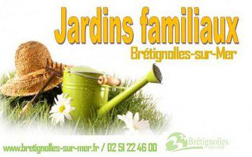 Jardins familiaux : inscrivez-vous