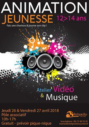 Atelier Musique & Vidéo