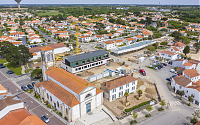 Un nouveau centre-ville