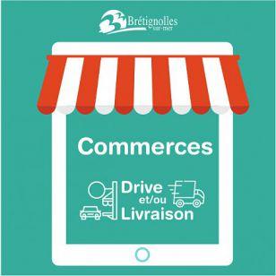 Vente à emporter : soutenez vos commerces locaux