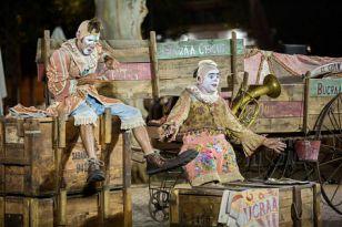 Spectacle Art de rue - La Déferlante: Cie Bucraa Circus