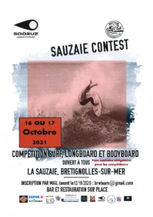 Sauzaie Contest : compétition open de surf