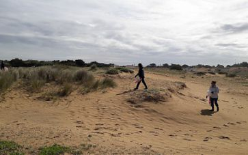 Dunes propres