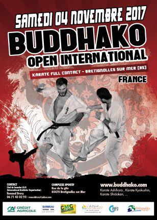 2e Open International de Buddhako