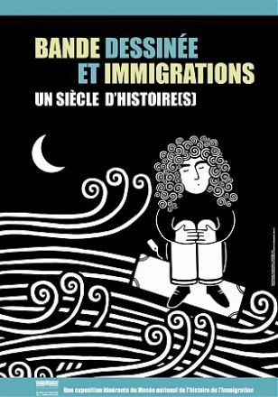 ANNULÉ / Expo : bande déssinée et immigration