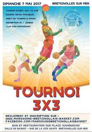 BASKET - Tournoi 3x3