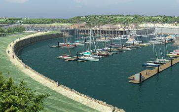 Autorisation du projet de port de plaisance