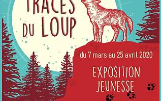 Expo : sur les traces du loup
