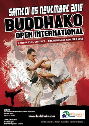 Buddhako - tournoi international