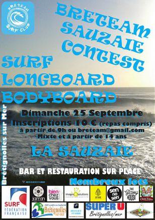 Surf - La Sauzaie Contest