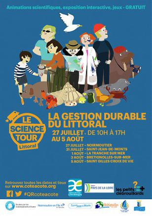 Science Tour Littoal