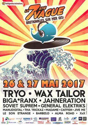 Festival - 7e Vague